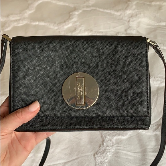 kate spade Handbags - kate spade Crossbody Bag | Black